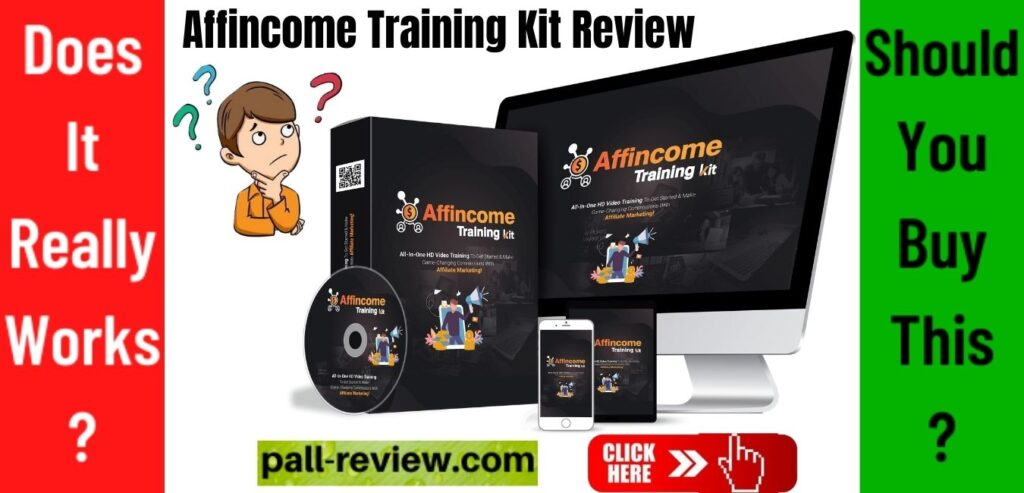 Affincome Training Kit Review